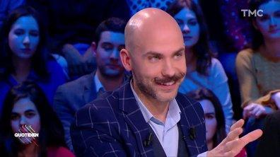 Invité : Viktor Vincent, le mentaliste le plus prisé de France
