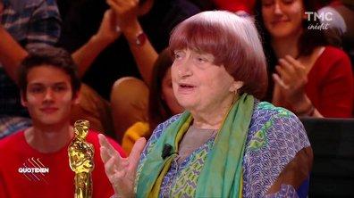 Invitée : Agnes Varda, Oscar d'honneur pour la réalisatrice