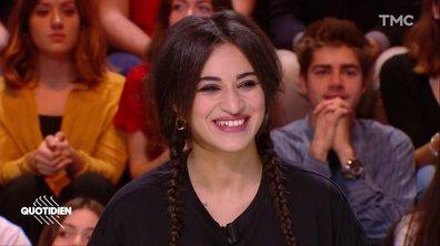 """Invitée : Camelia Jordana revient avec un nouvel album, """"Lost"""""""