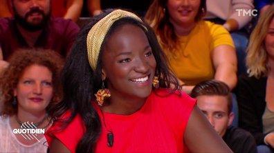Invitée : Cécile Djunga, présentatrice météo de la RTBF victime de racisme