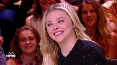 "Invitée : Chloë Grace Moretz pour ""Come as you are"""