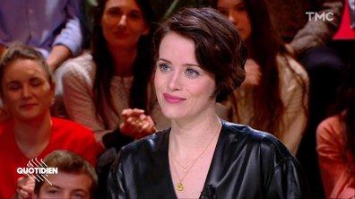 """Invitée : Claire Foy pour """"Millenium : ce qui ne me tue pas"""""""