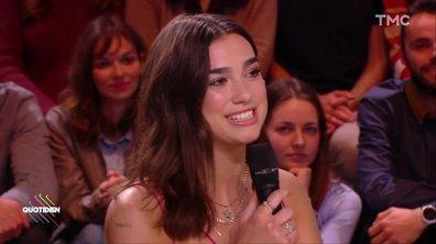 Invitée : Dua Lipa, révélation pop de l'année