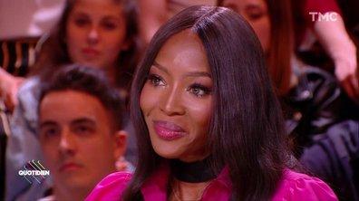 Invitée : Naomi Campbell,  l'icône des podiums