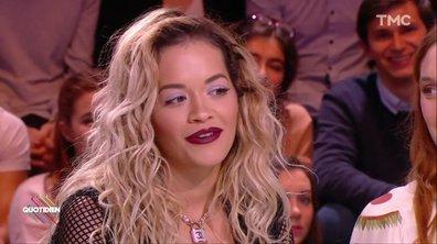 Invitée : Rita Ora, son année 2018 sera chargée