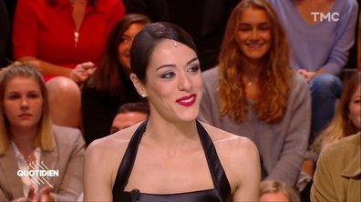 "Invitée : Sofia Essaidi, de la troupe du spectacle ""Chicago"""