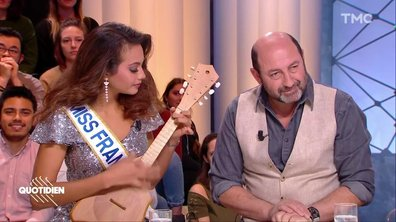 Invitée : Vaimalama Chaves, Miss France 2019