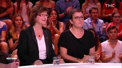 Invitées : Cécile Coudriou (Amnesty International France) et Sophie Rahal (SOS Méditerranée)