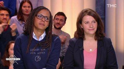 Invitées : Cécile Duflot et Audrey Pulvar assignent l'État en justice