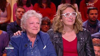 Josée Dayan émue aux larmes en parlant de Jeanne Moreau