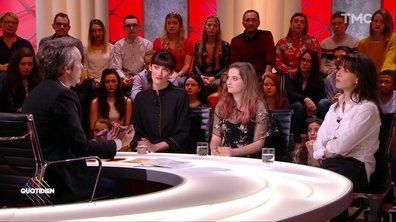"""Invitées – Delphine Dhilly et Louise, témoin pour """"Sexe sans consentement"""""""