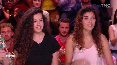 """Invitées : Souad Arsane et Inas Chanti pour """"À genoux les gars"""""""