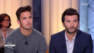 Invités : Brice et Sébastien Marret, militants contre les dérives des week-ends d'intégration