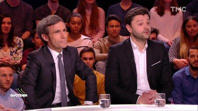 """Invités : David Doukhan et David Pujadas pour """"Le dynamiteur"""", documentaire consacré à Emmanuel Macron (Partie 2)"""