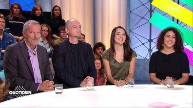 """Invités : Gérard Davet, Fabrice Lhomme, Ivanne Trippenbach et Célia Mebroukine pour """"Inch'allah"""""""