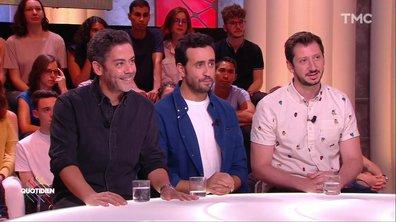 """Invités : Jonathan Cohen, Manu Payet et Monsieur Poulpe pour """"Budapest"""""""
