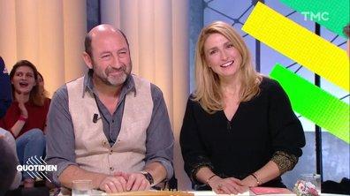 """Invités : Julie Gayet et Kad Merad pour """"Le gendre de ma vie"""""""