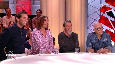 Invités : le jury de The Voice, Zazie, Florent Pagny, Pascal Obispo et Mika
