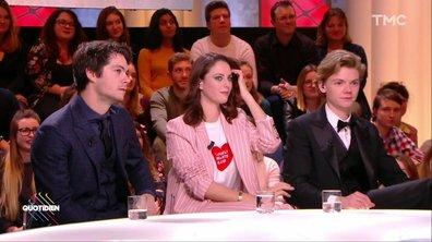 """Invités : Kaya Scodelario, Dylan O'Brien et Thomas Brodie-Sangster  de retour dans """"Le Labyrinthe"""""""