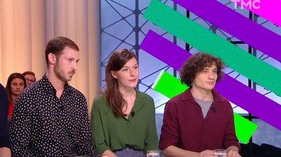"""Invités : Louise Chevillotte, Tom Mercier et Quentin Dolmaire pour """"Synonymes"""""""