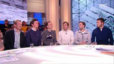 Invités : Parisiens et skieurs