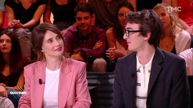 Invités : les stars de Game of Thrones Carice Van Houten et Isaac Hempstead-Wright