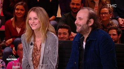 """Invités : Vanessa Paradis et Vincent Macaigne pour """"Chien"""""""
