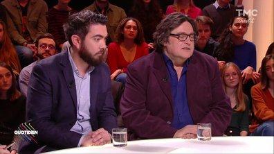 Invités : Vincent Duluc « L'Equipe » et Pierre Maturana « So Foot » pour le tirage au sort de la Coupe du Monde 2018