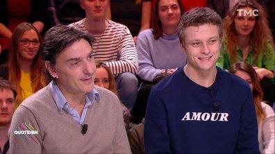 """Invités : Yvan Attal et Rod Paradot pour """"Le Fils"""""""