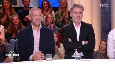 """Invités : Jean-François Richet et Vincent Cassel, pour """"L'Empereur de Paris"""""""