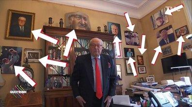 Jean-Marie Le Pen en toute intimité sur TF1