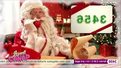 Jeudi canap : Le Père Noël est déjà là
