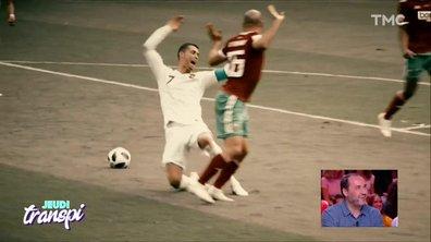 Jeudi Transpi : Ronaldo, Actor Studio