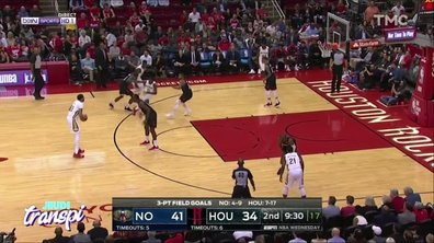 Jeudi Transpi : le retour de la NBA