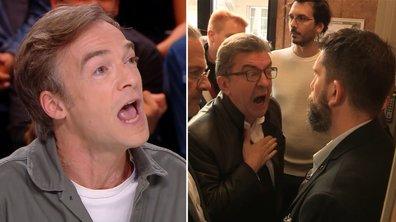 Jonathan Lambert parodie la grosse colère de Jean-Luc Mélenchon