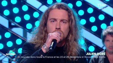 """Julien Doré : """"Porto-Vecchio"""" en live sur Quotidien"""