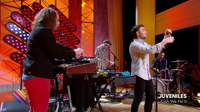 "Juveniles - ""Can we fix it"" en live sur Quotidien (Exclu web)"
