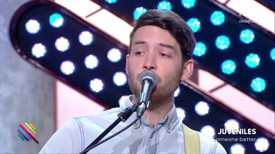 "Juveniles - ""Someone Better"" en live sur Quotidien"
