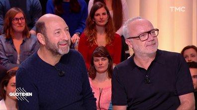 """Invités : Kad Merad et Olivier Baroux pour """"Just a gigolo"""""""
