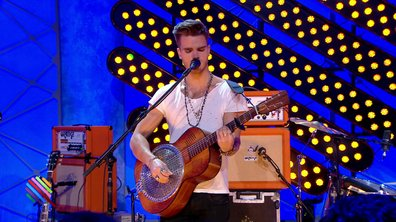 "Kaleo - ""Way down we go"" en live dans Quotidien (exclu web)"