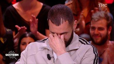 Karim Benzema ému en évoquant ses enfants