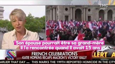 """Katie Hopkins, la """"Eric Zemmour"""" de Fox News dégomme Macron"""