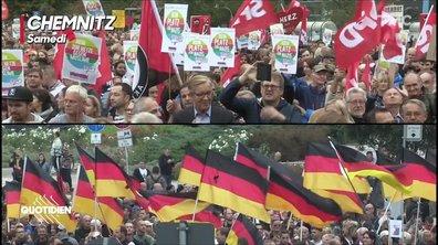 L'Allemagne face à la violence de l'ultra-droite