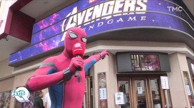 Le Petit Q : l'avant-première d'Avengers Endgame