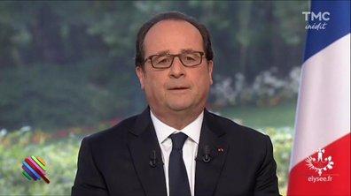 L'info Q du jour : François Hollande, bientôt sur M6 ?