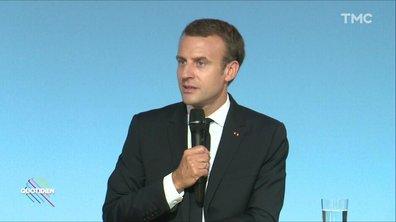 L'instant Pipe et Prose : Emmanuel Macron réécrit Diderot