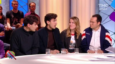 L'interview anomalie de Marielle Gaultier, Hugo P. Thomas, Ludovic et Zoran Boukherma