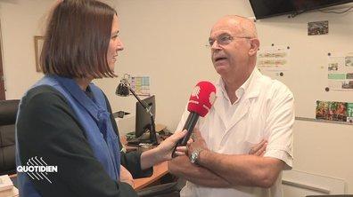 L'interview en intégralité du docteur Bertrand de Rochambeau, gynécologue qui refuse de pratiquer des IVG