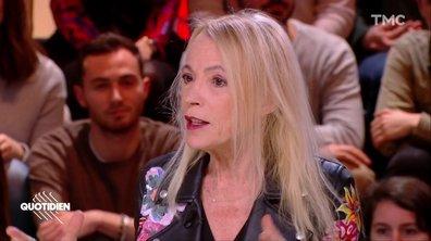 """Laure Adler : Homme ou femme, """"ce n'est pas votre sexe qui va vous rendre génial"""""""