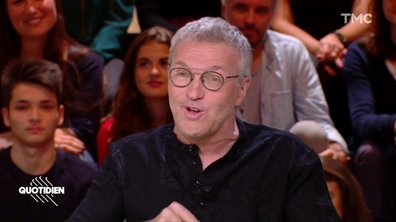 """Laurent Ruquier sur Eric Zemmour : """"Ses conneries, ça fait partie de son one-man show"""""""